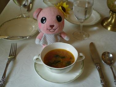まずはスープ.JPG