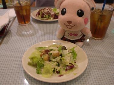 シーザーサラダ♪.JPG