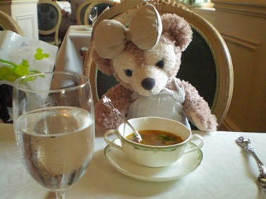 スープを飲むの.JPG