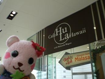 ハワイアンカフェに来ちゃった.JPG