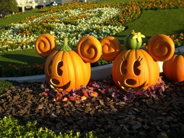 ミッキーかぼちゃ.JPG